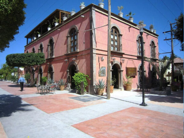 Loreto Baja California Hotels