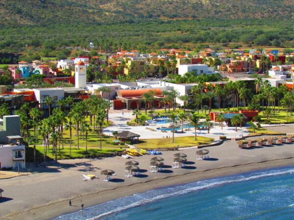 Loreto Hotels by the Beach