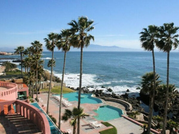 Loreto Hotels on the Beach