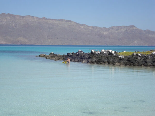National Marine Park of Loreto