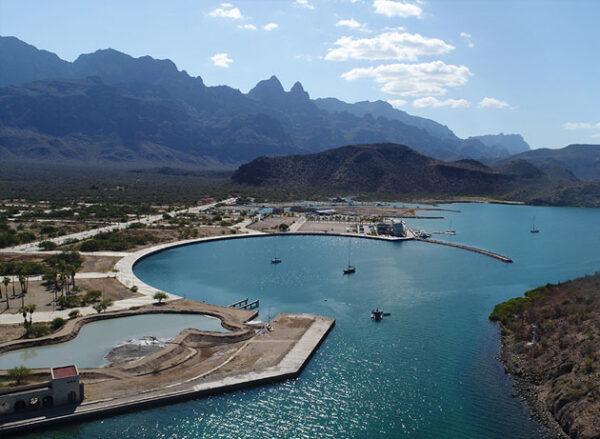 Marina Puerto Escondido Baja California Sur