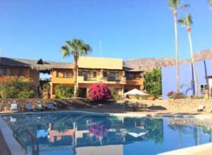 Tripui Hotel Loreto Mexico