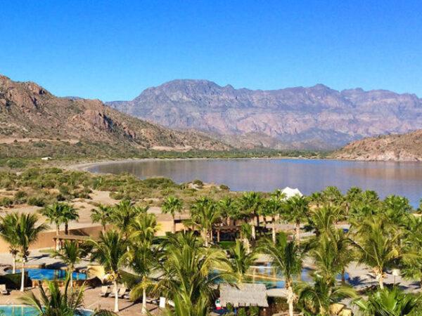 Ensenada Blanca Loreto Baja California Sur Mexico