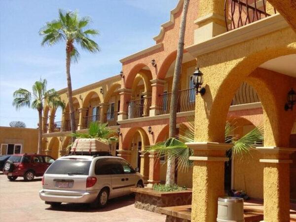 Hotel Angra Loreto Baja California Sur