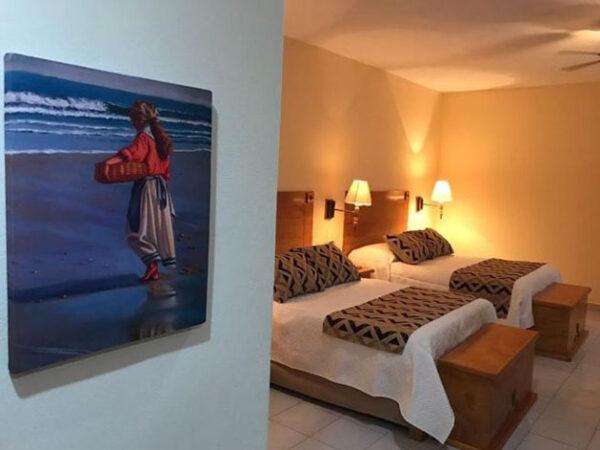 Hotel Santa Fe by Villa Group Room Amenities