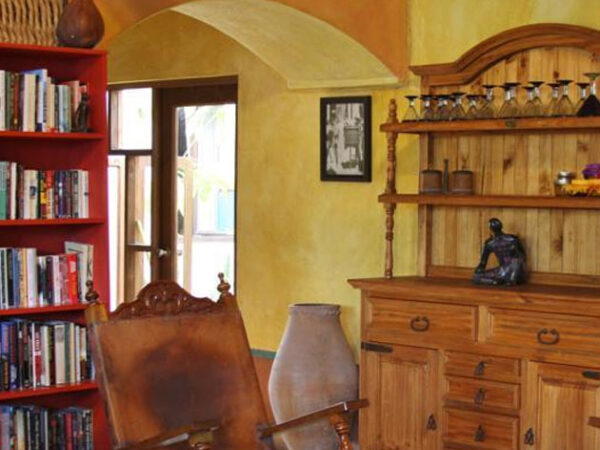 La Damiana Inn Loreto Baja California Sur