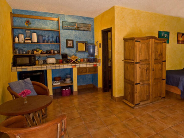 Las Cabanas de Loreto accommodations