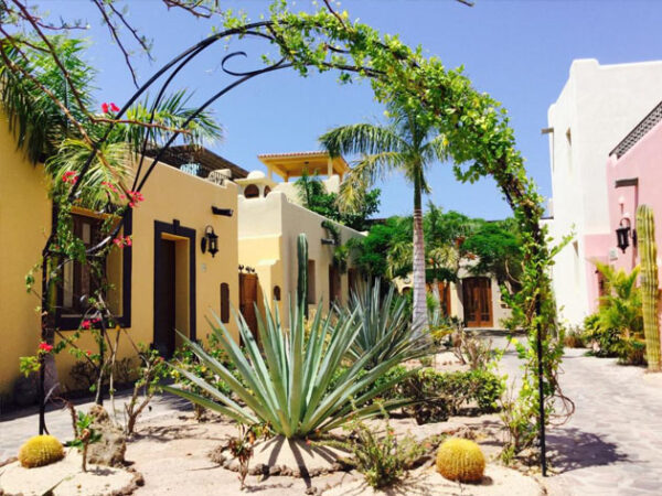 ▷ LORETO Mexico Long Term Rentals 【 Nopolo Villages Bay
